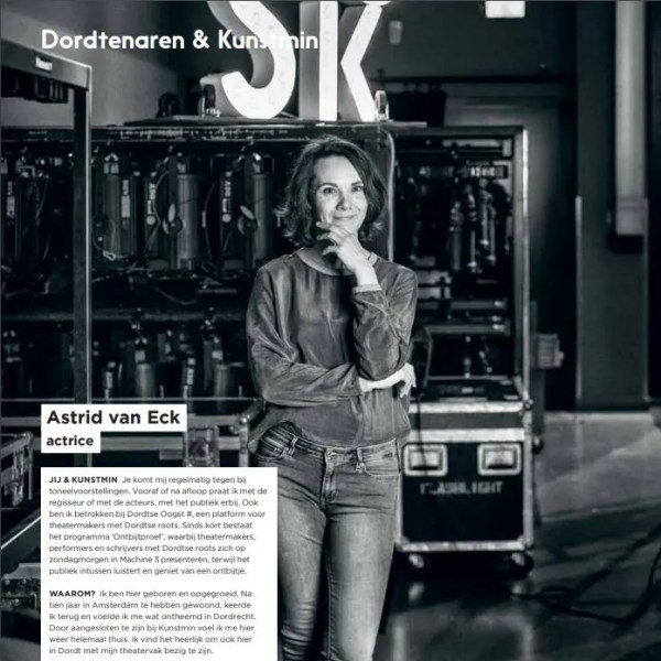 Astrid van Eck letterlamp 4