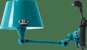 Jielde Aicler AID701CS BINK lampen Bleu Ocean Ral 5020