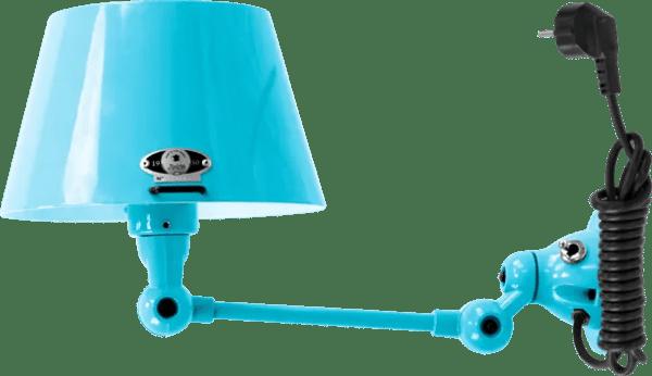 Jielde Aicler AID701CS BINK lampen Bleu Pastel Ral 5024