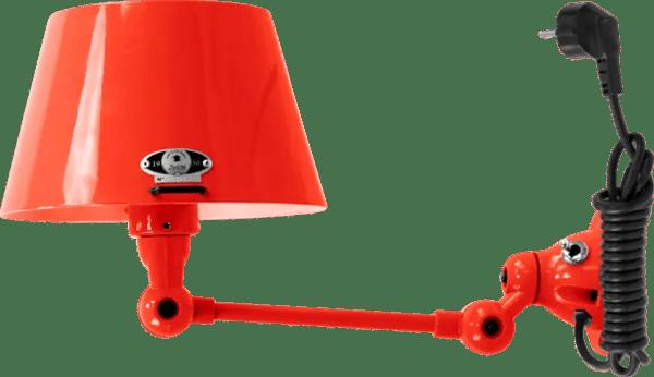 Jielde Aicler AID701CS BINK lampen Rouge 3020