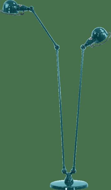 Jielde Signal SI8380 BINK lampen Bleu Ocean Ral 5020
