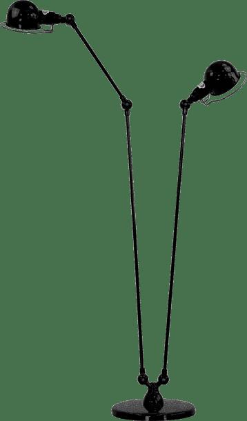 Jielde Signal SI8380 BINK lampen Sulfur Noir Ral 9011