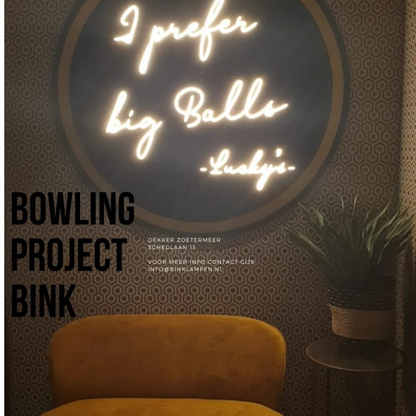 Dekker Zoetermeer bowling