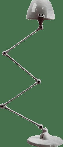 jielde-Aicler-AID433-vloerlamp-geborsteld-staal-ABR-rond
