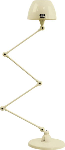 jielde-Aicler-AID433-vloerlamp-ivoor-RAL1015-rond