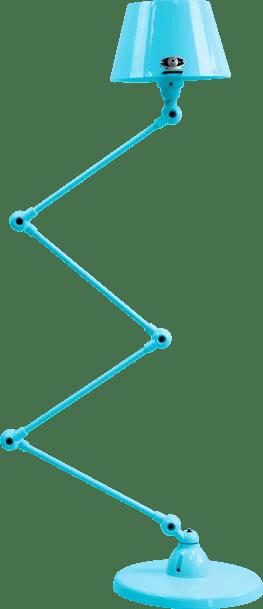 jielde-Aicler-AID433-vloerlamp-pastel-blauw-RAL5024