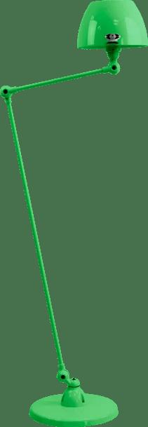 jielde-Aicler-AID833-vloerlamp-appel-groen-RAL6018-rond