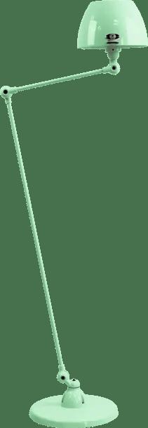 jielde-Aicler-AID833-vloerlamp-water-groen-RAL6019-rond