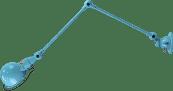 jielde-signal-SI331-wandlamp-pastel-blauw-RAL-5024