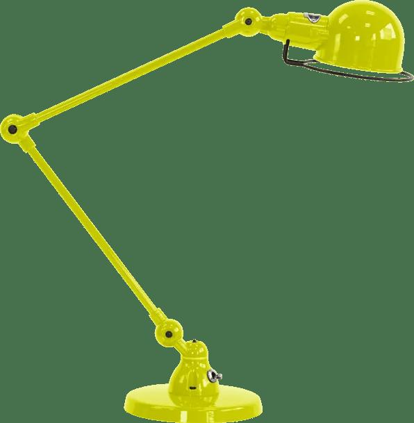 jielde-signal-SI333-bureaulamp-geel-RAL1016