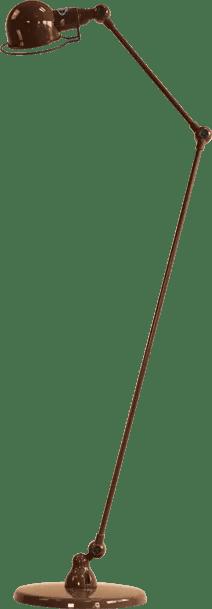 jielde-signal-SI833-vloerlamp-hamerslag-koper-CUM
