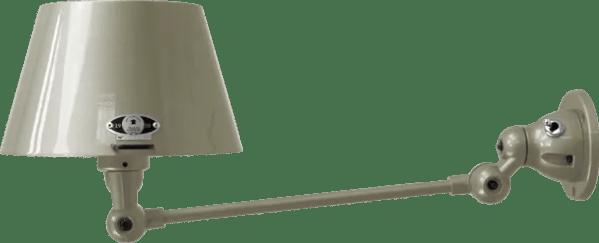 jielde-Aicler-AID301-wandlamp-grijs-Khaki-RAL7002