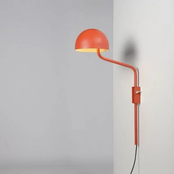 oranje-wit-officer-wandlamp-BINK-lampen-Re-Volt