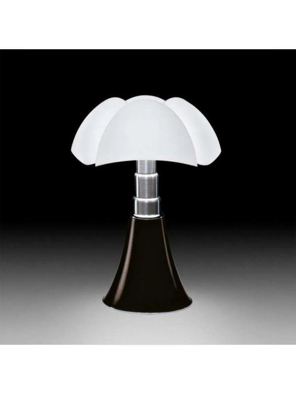 martinelli-luce-pipistrello-tafellamp-bruin