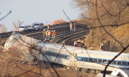 Speed May Have Been Factor in NYC Train Derailment