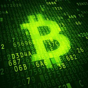 green-bitcoin-graphic-logo