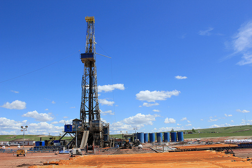 North Dakota Oil Boom Causes Infrastructure Strain