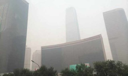 Beijing is Among Cities With Poorest Air Quality