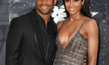 Russell Wilson Says He and Ciara are Practicing Abstinence
