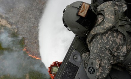 Washington Wildfires Burn Through Summer