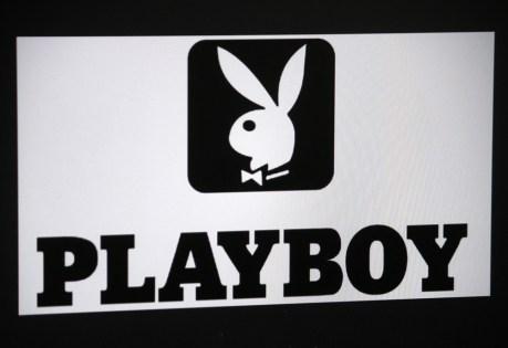 The Playboy logo.