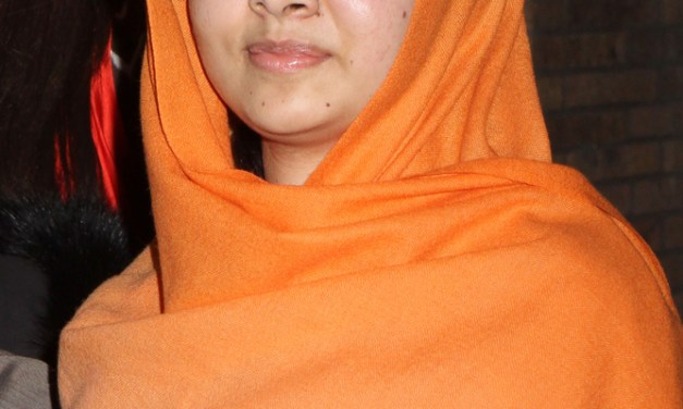 Malala Yousafzai > Donald Trump