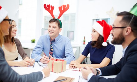Fun Office Holiday Gifts