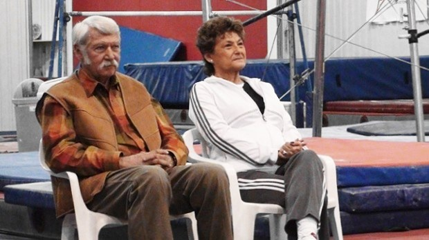 The Karolyi Ranch became an official training center for USA Gymnastics in 2011.