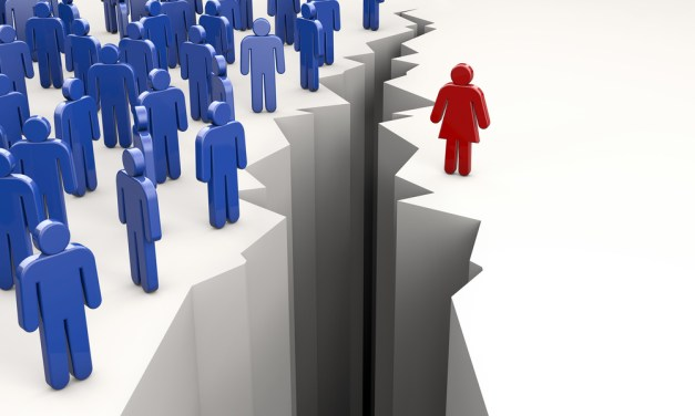 Latest Census Report Shows Gender Wage Gap Still Exists