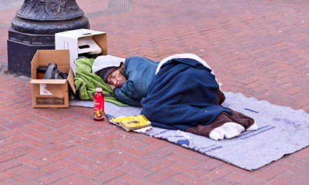 San Francisco Wages War on the Homeless