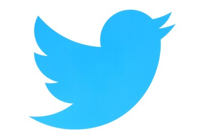 An image of Twitter's logo, which is a blue bird.