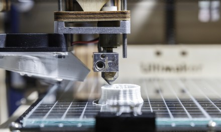 Researchers Develop New Method for Nanoscale 3D Printing