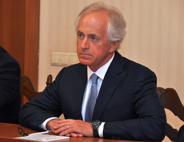 Republican Senator Bob Corker to Retire in 2018
