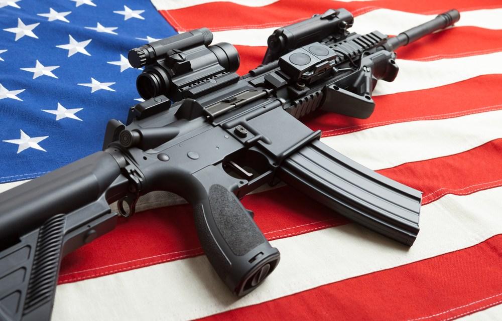 Gun Control Doesn't Curb Gun Violence