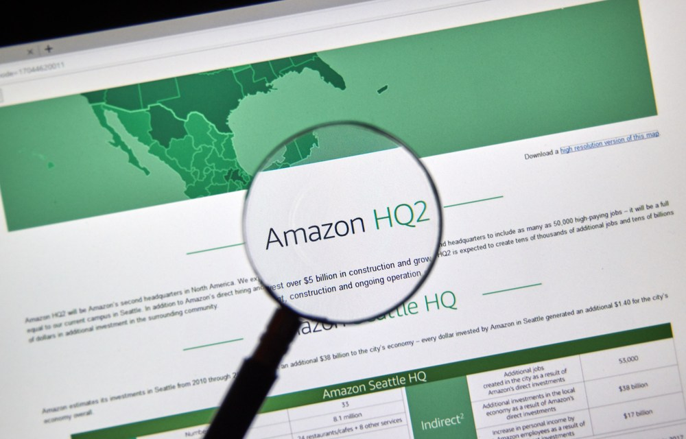 Amazon HQ2 Cities Brace For Economic Impact