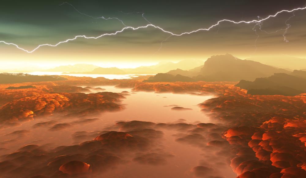 Robotic Missions To Venus On the Horizon