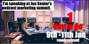 Ian Farrar podcast speaker