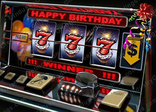 Cr 00016 Casino Birthday