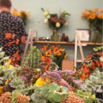 Freddie's flowers at london design fair 2018