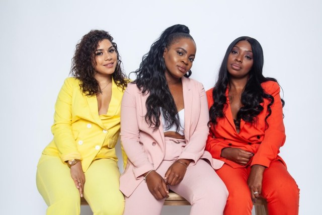 Tolly T, Milena Sanchez and Audrey formerly known as Ghana's finest from the receipts podcast live on bbc 1xtra