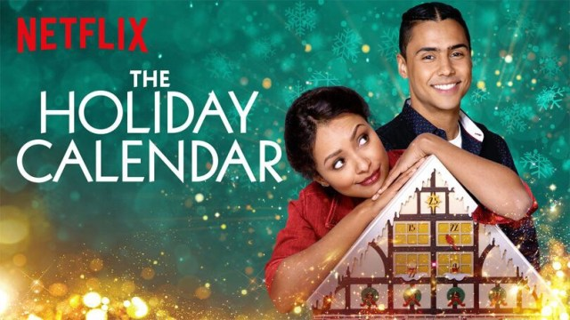 Holiday calendar Netflix Christmas film recommendations