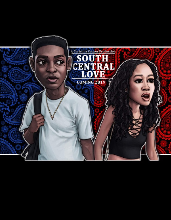 Christina Cooper director debut Los Angeles film south central love out summer 2019