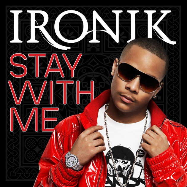 Ironik stay with me
