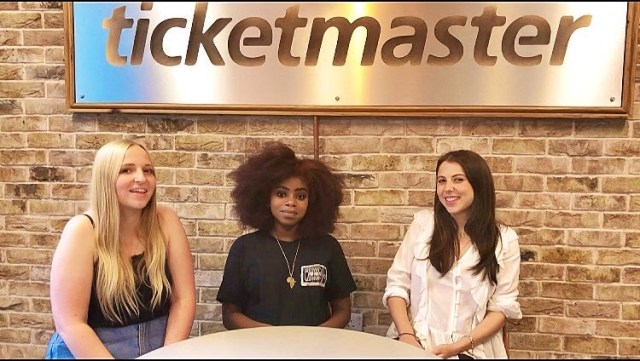 An interview with the ladies of women connect  Alex Ampofo , sian, and Raven