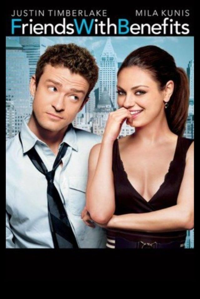 justin timerlake mila kunis friends with benefits
