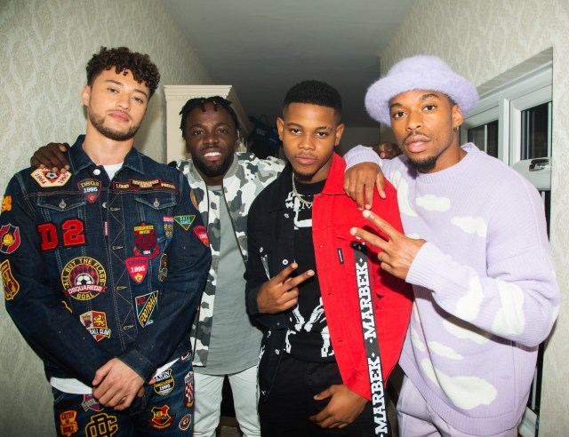 Rak-su and Donel photographed by Callum Mills