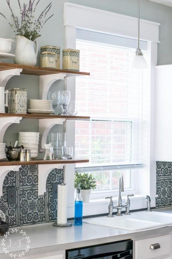 top 13 best kitchen window treatment ideas