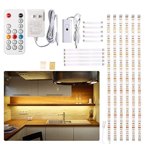 under kitchen cabinet lighting options