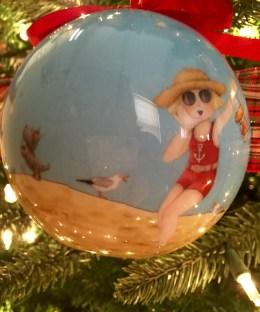 Scottie ornament