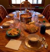 Dinner at Debbie's